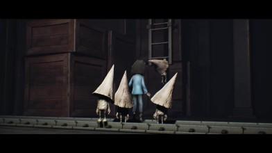 Трейлер Little Nightmares - DLC The Hideaway