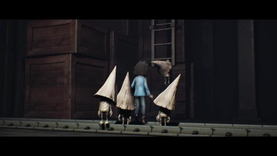 Трейлер Little Nightmares - DLC The Hideaway