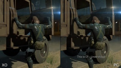 "Metal Gear Solid 5: Ground Zeroes ""Сравнение версий для Xbox One vs. PC от Digital Foundry"""