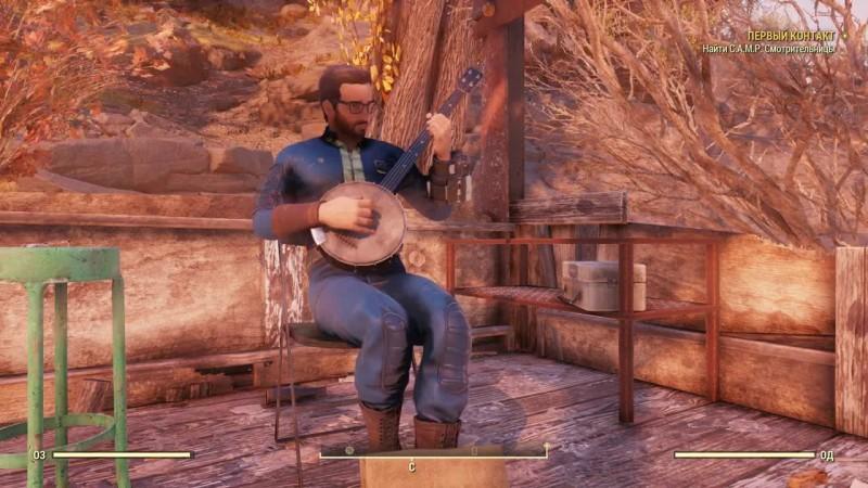 Как там дела с Fallout 76 ?
