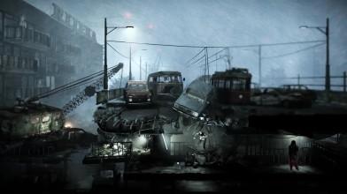 This War of Mine Трейлер игрового процесса The Last Broadcast