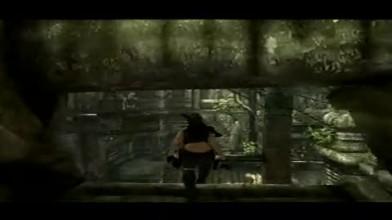 Tomb Raider: Underworld видеопрохождение. Часть 6 - Бхогавати.
