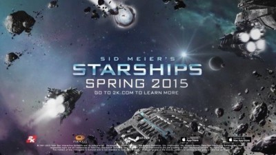 Sid Meier's Starships в продаже