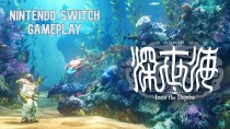 Геймплей Shinsekai: Into the Depths на Nintendo Switch