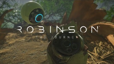 Robinson: The Journey выйдет для Oculus Rift