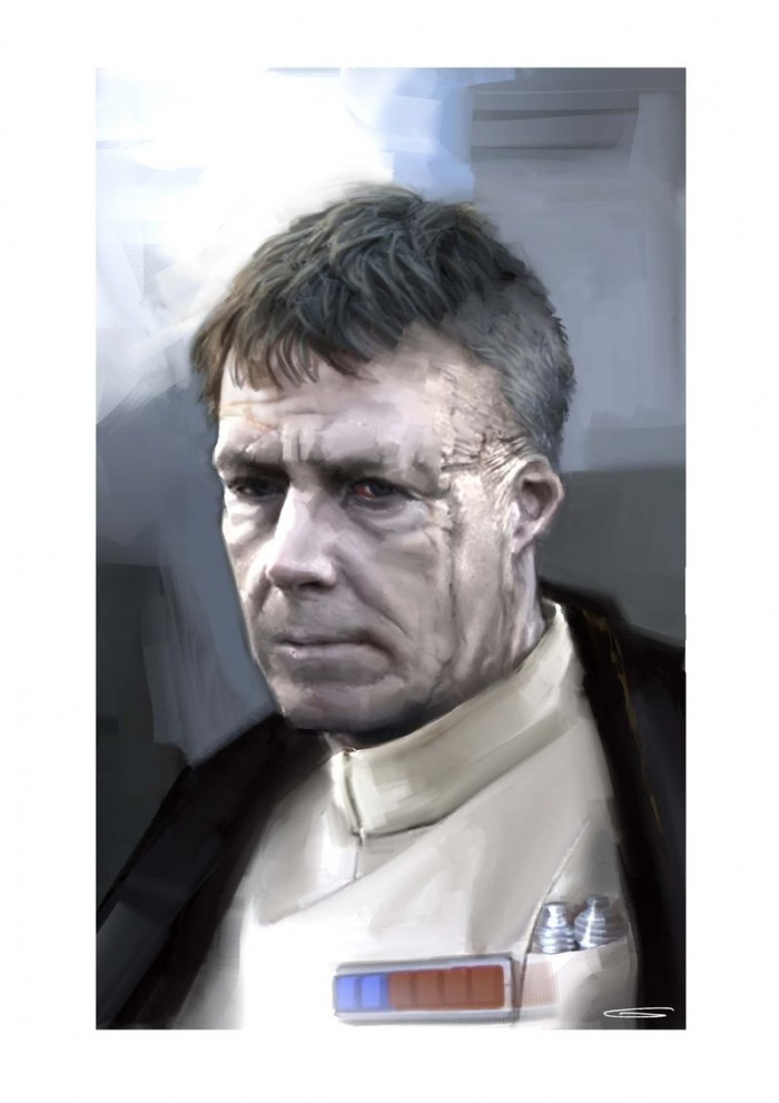 Krennic Costume Version 3