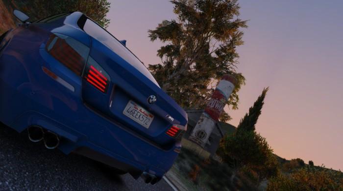 290785 bmw rear onroad
