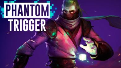 Phantom Trigger должна выйти на Switch 27 июля, свежие кадры из игры