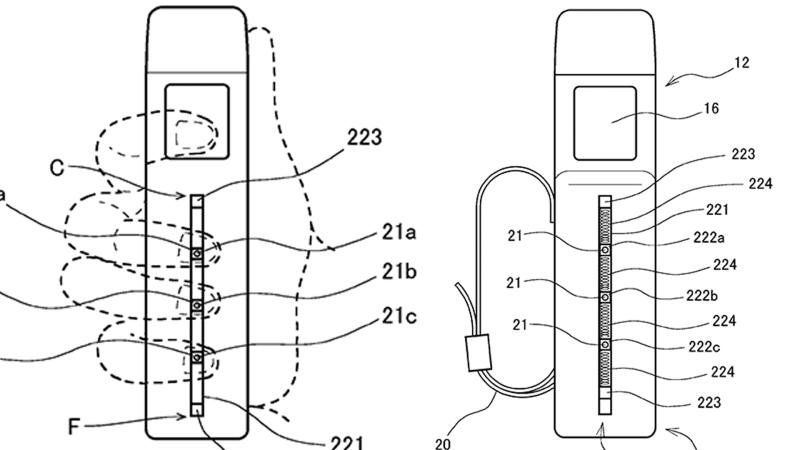 Sony запатентовала VR-контроллер с отслеживанием пальцев