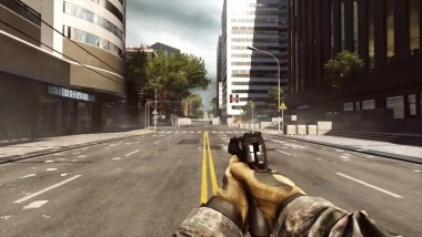 Battlefield 4 vs Call of Duty Modern Warfare 2 - Звуки выстрелов