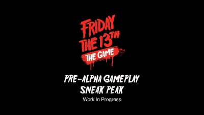 Friday the 13th: The Game - Пре-альфа геймплей