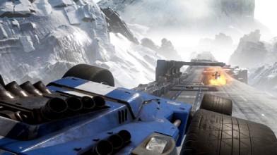 Гоночная аркада Grip выйдет на PS4 уже 2 ноября