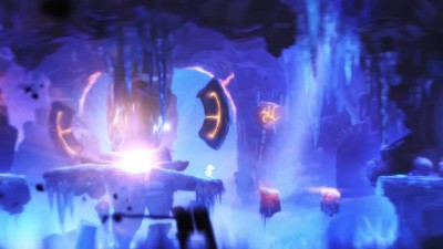 "Ori and the Blind Forest ""5 минут геймплея"""