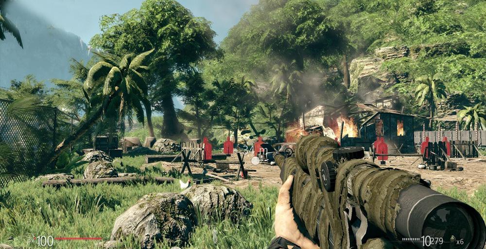 скачать игру снайпер Sniper Ghost Warrior 3 - фото 6