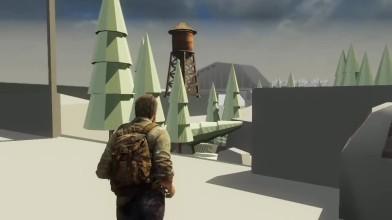 Прототип начального уровня игры The Last of Us