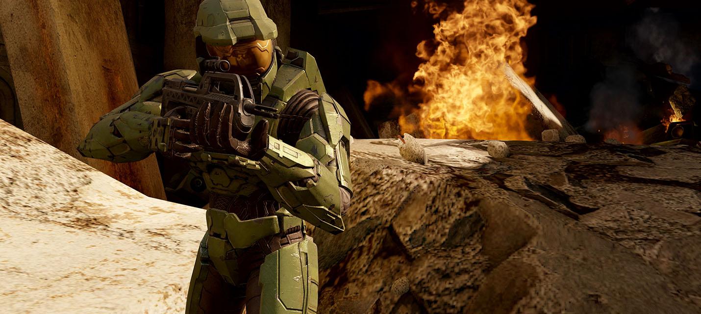 Оригинальная Halo 2 vs ремастера Anniversary - Сравнение 4K скриншотов