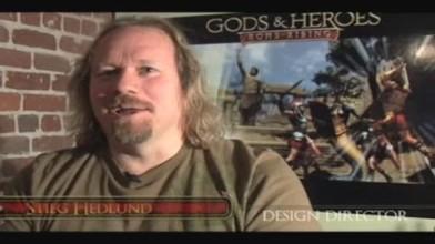 Главный дизайнер Gods & Heroes о геймплее