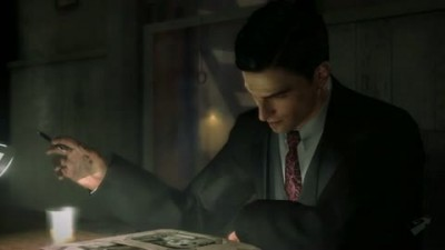 "Mafia 2 ""GC 09: Art of Persuasion Trailer"""