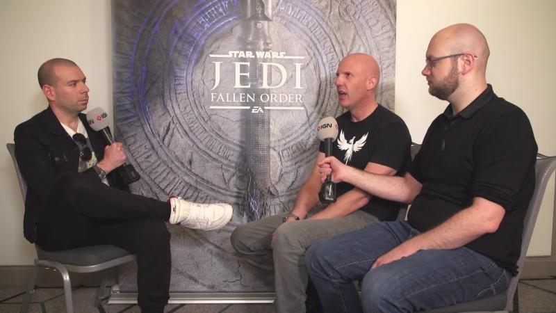 Интервью с разработчиками Star Wars: Jedi Fallen Order