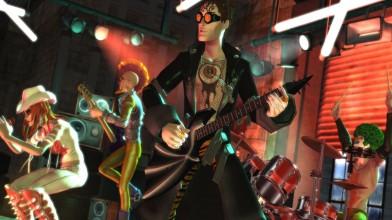Первое дополнение для Rock Band 4 появится этой осенью