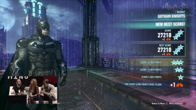 "Batman: Arkham Knight ""Геймплей (YouTube Live @ E3)"""