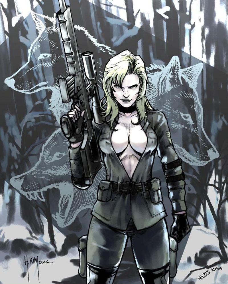 Ssswolf Sniper