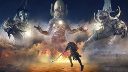 СИР: Assassin's Creed: Origins - Мифология и Боги