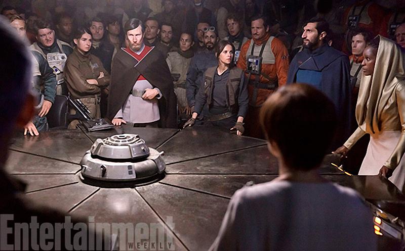 Заключительный трейлер спин-оффа «Звёздных войн»
