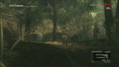 Metal Gear Solid HD Collection - Metal Gear Solid 3: Snake Eater Gamescom Walkthrough