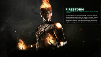 Firestorm's Injustice 2 trailer released