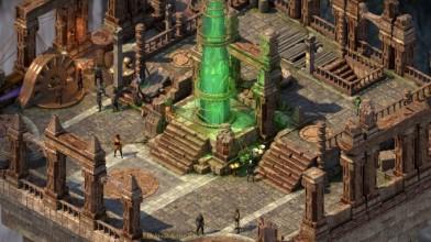 Геймплей режима пошаговых боёв Pillars of Eternity II
