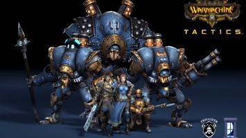 Warmachine: Tactics демоверсия