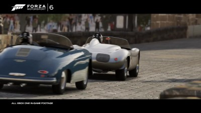 "Forza Motorsport 6 ""Трейлер Porsche Expansion Pack """