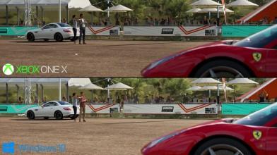 Forza Horizon 3: Xbox One X vs PC Сравнение графики + Тест частоты кадров (DigitalFoundry)