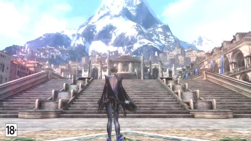 Bayonetta и Bayonetta 2 - релизный трейлер (Nintendo Switch)