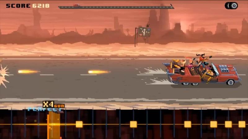 Трейлер Double Kick Heroes