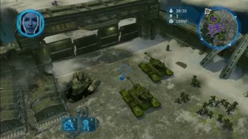 "Halo Wars ""Alpha Base Walkthrough"""