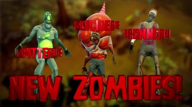 "Dead Island: Epidemic ""Open Beta Трейлер"""