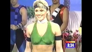 Архивная запись театрального шоу по Mortal Kombat