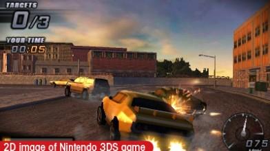 Driver: Renegade 3D - новые скриншоты