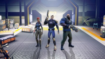 Agents of Mayhem уже в Steam