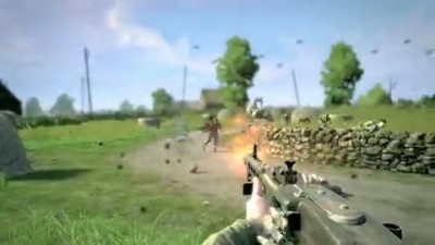 "Brothers in Arms: HH ""Machine Gun and Bazooka Feature"""