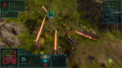 Релизный трейлер DLC Secret Missions для Ashes of the Singularity: Escalation