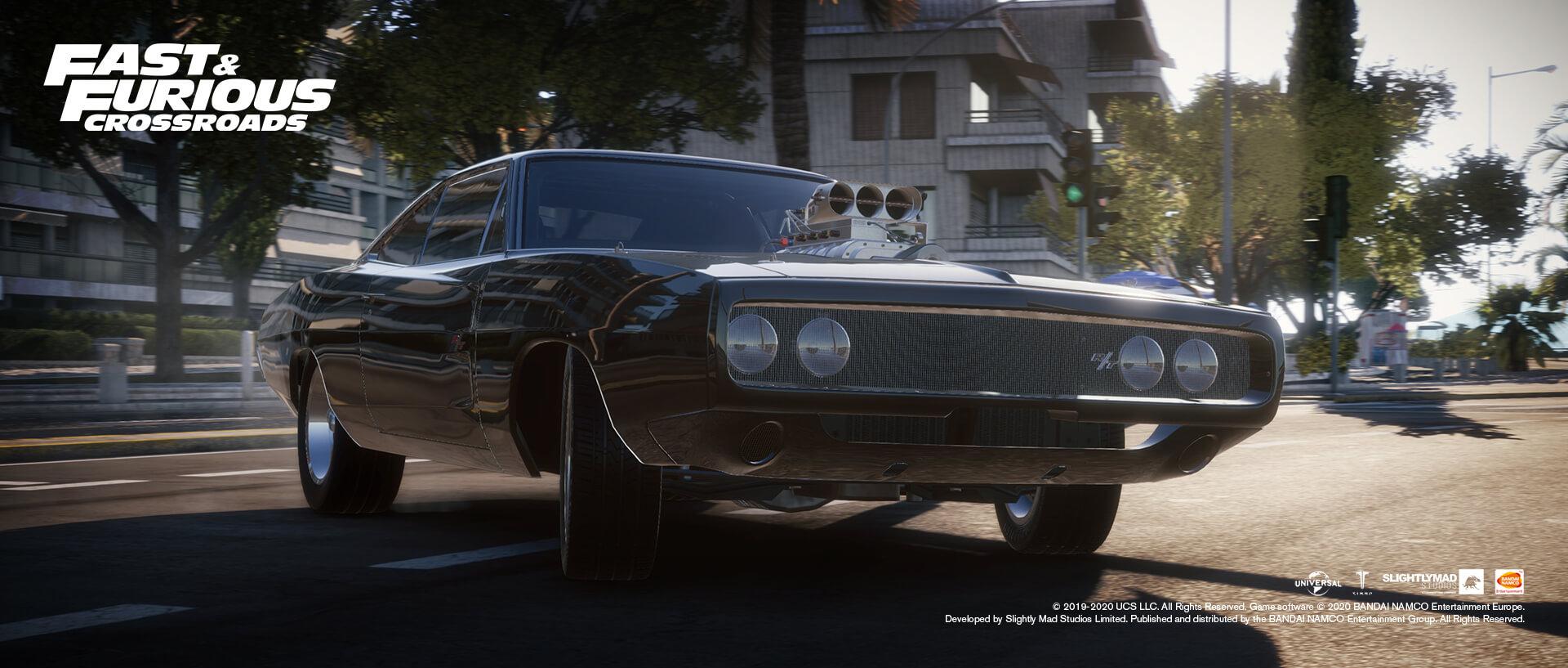Несколько новых скриншотов для Fast & Furious Crossroads