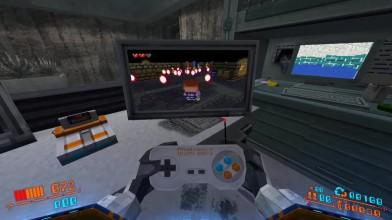 Пасхалка в Strafe - игра Gungeon 3D Blast