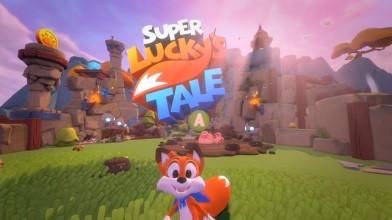 Новый трейлер Super Lucky's Tale