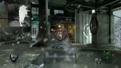"Call of Duty: Black Ops ""Debut Multiplayer Teaser"""