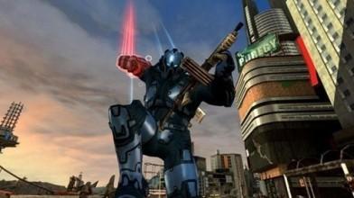 Crackdown - в официальном магазине Xbox можно бесплатно загрузить боевик