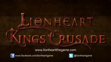 "Lionheart: Kings' Crusade ""Launch Trailer"""