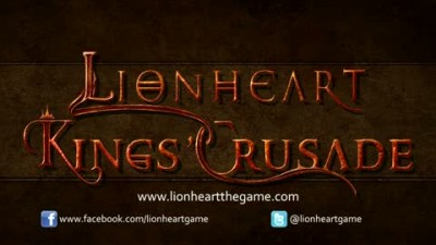 "Lionheart: Kings' Crusade ""Launch Trailer"""